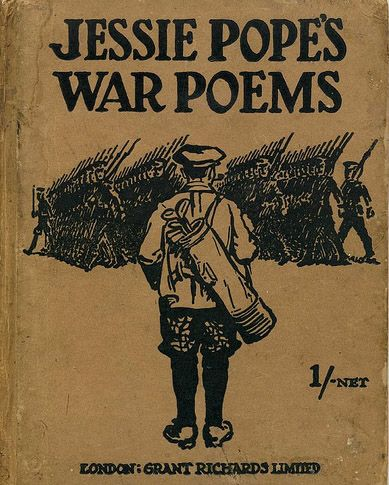 whos for the game by jessie pope essay The two poems i have chosen are 'disabled' by wilfred owen and 'who's for the game' by jessie pope both poems are set around the war but they show very different perspectives.