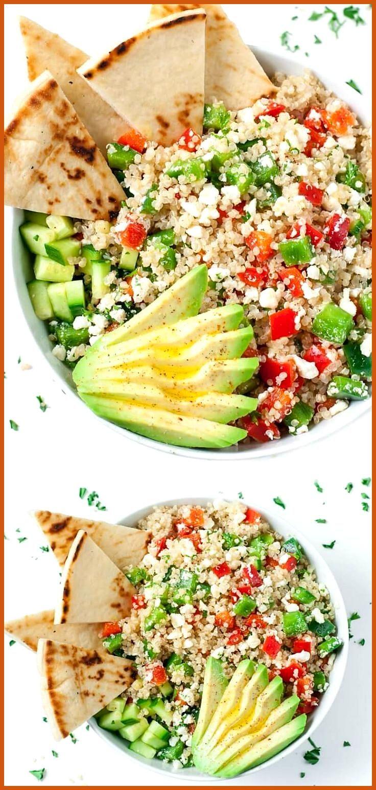 Griechische Quinoaschalen #Fitness food pasta #Fitness food styling #Griechische #Quinoaschalen