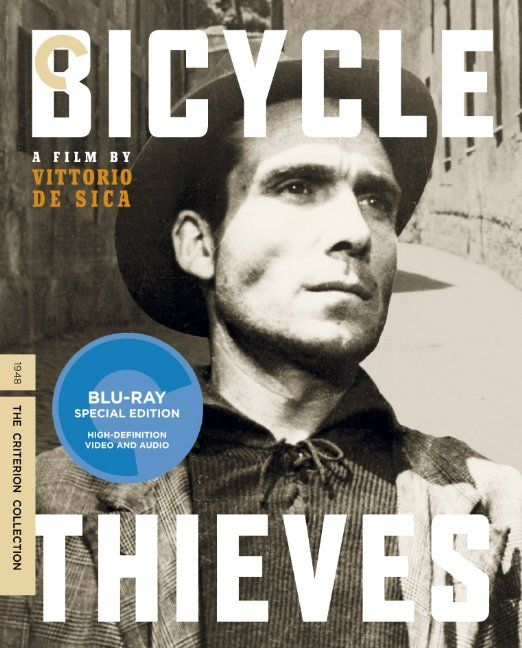 Bicycle Thieves - Blu-Ray (Criterion Region A) Release Date