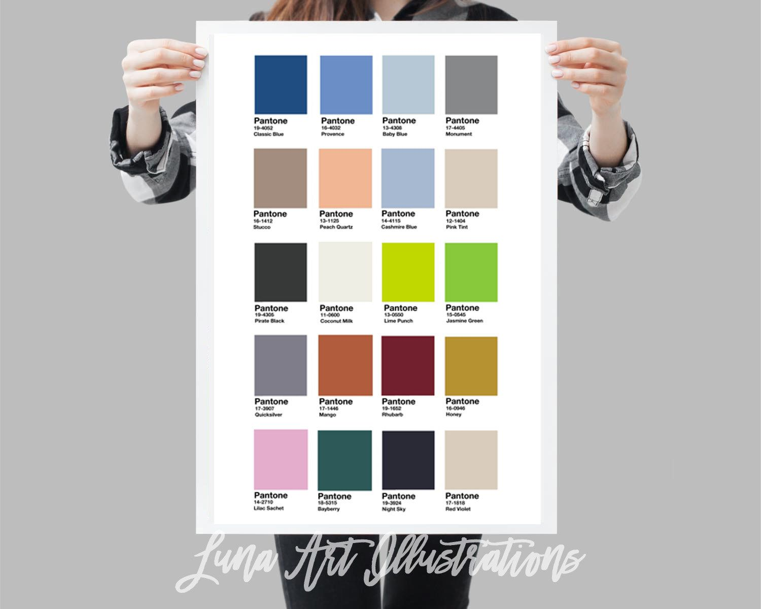 color pantone fall winter 2020 2021 palette pantone on office wall colors 2021 id=12416