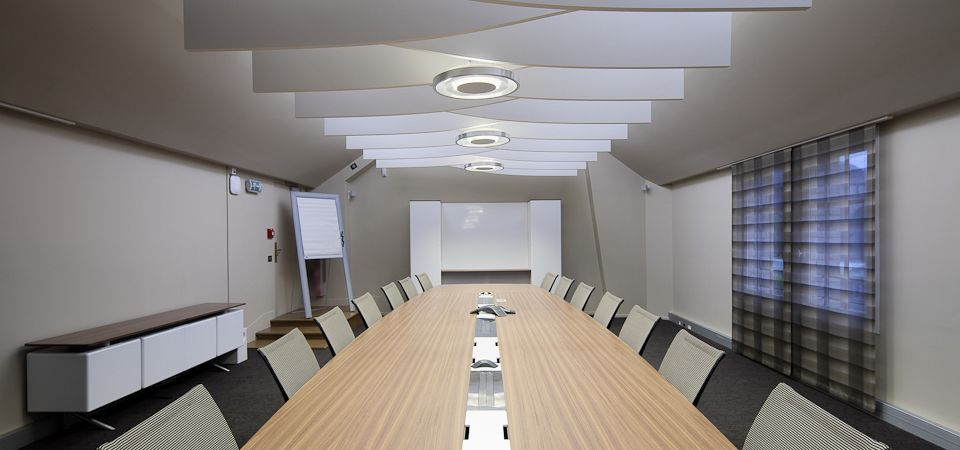 Modern conference room lighting Office Ideas Pinterest