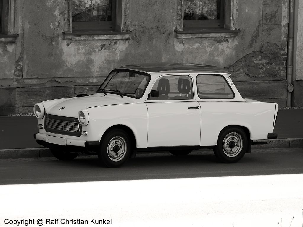 Colored cars zwickau - A Trabant P 601 Limousine Manufactured By The Veb Sachsenring Automobilwerke Zwickau In The Former Ddr Photographed In Werdau By Ralf Christian Kunkel