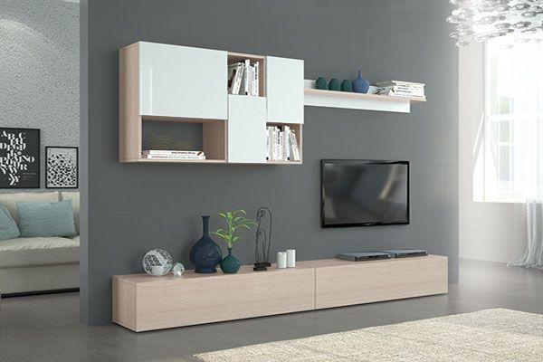 Soggiorno moderno arredamento mobili e for Rima arredamenti