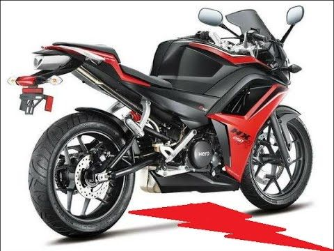 Hero Hx250 R Best Bike For Passionate People Sport Bike Rider
