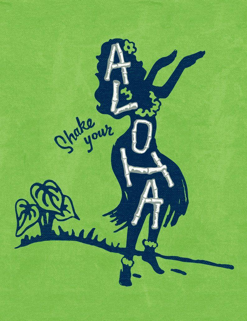Shake Your Aloha