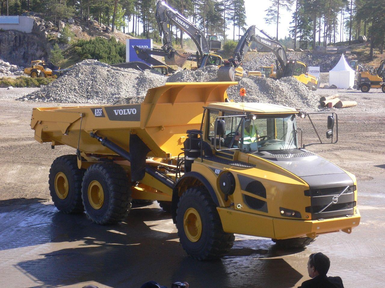 20 best volvo equiment images on pinterest | heavy equipment
