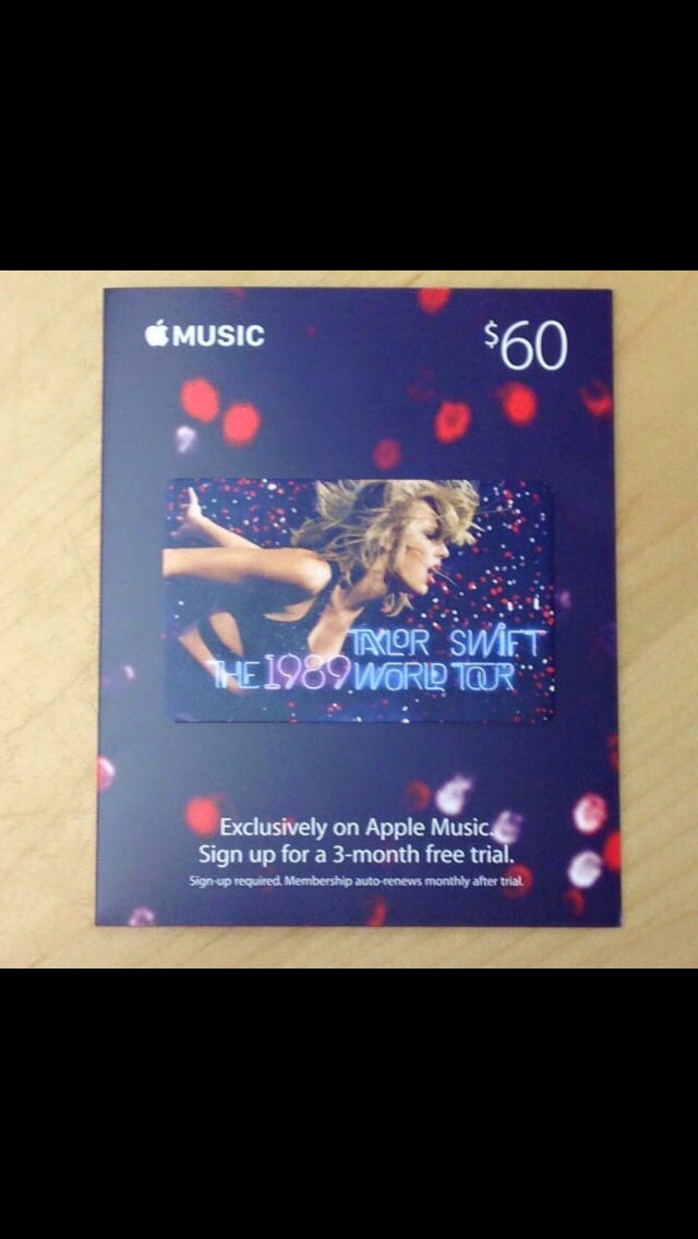 Pin by Hiba Bhatti on Taylor Swift Apple music, Tablet