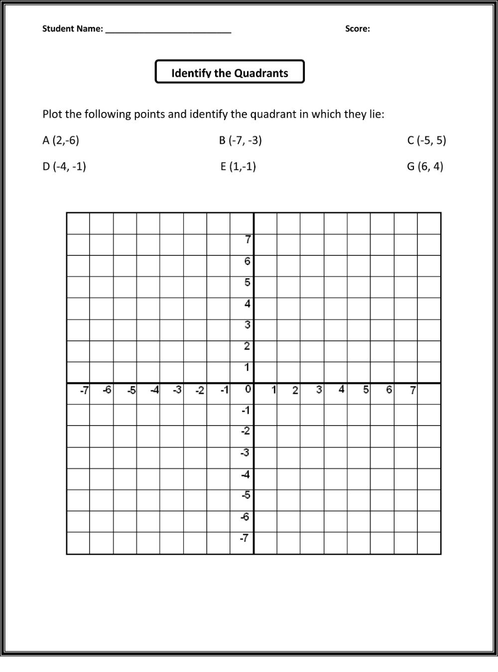 Worksheets Work For Kids 5th Grade Worksheets Printable Math Worksheets 5th Grade Math