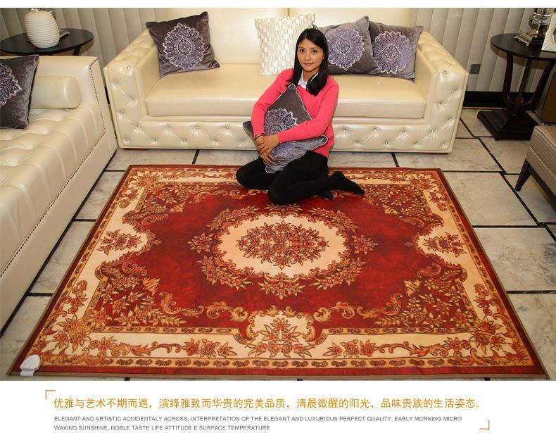 Electric Heating Carpet Hot