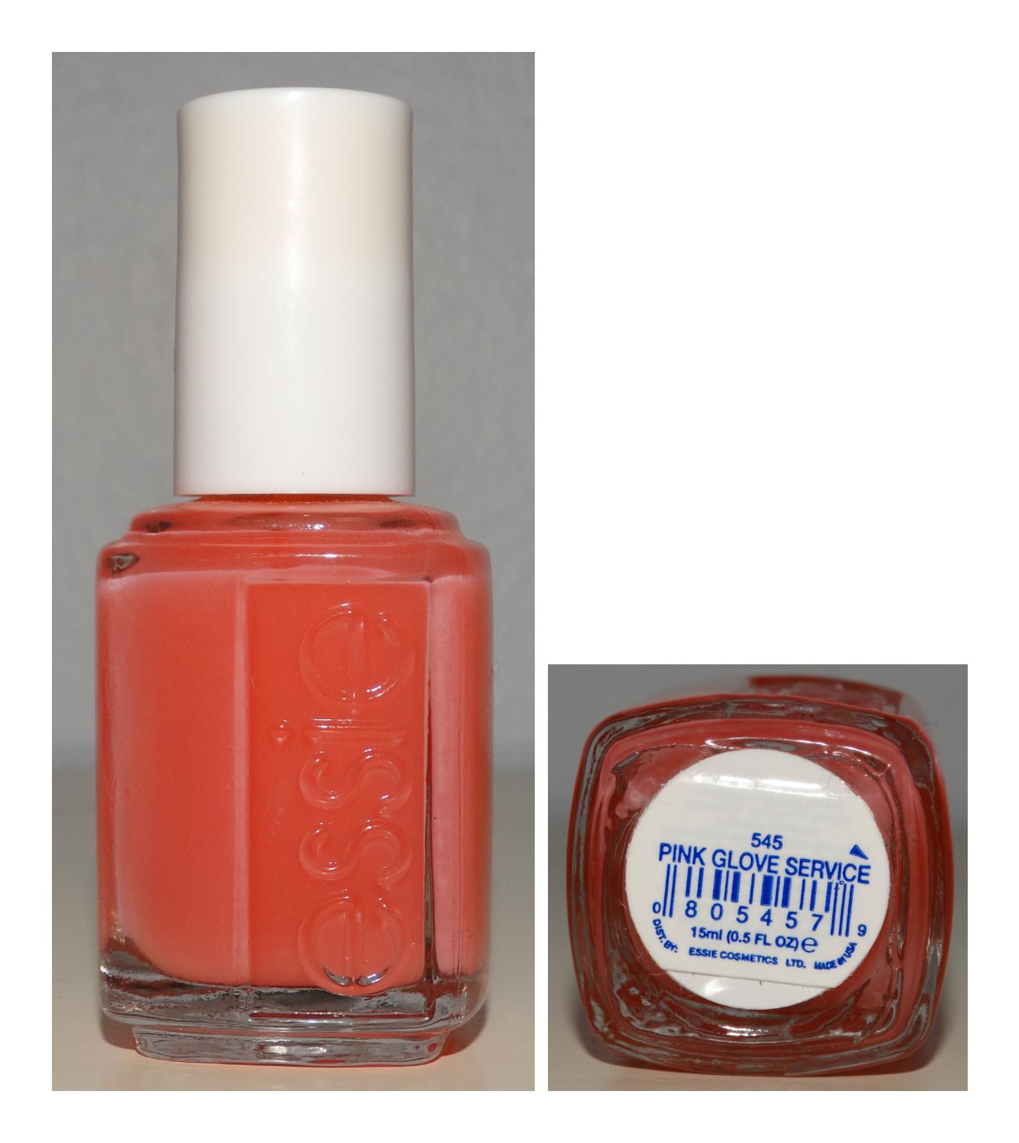 Essie Nail Polish #545 Pink Glove Service 13.5ml • Se