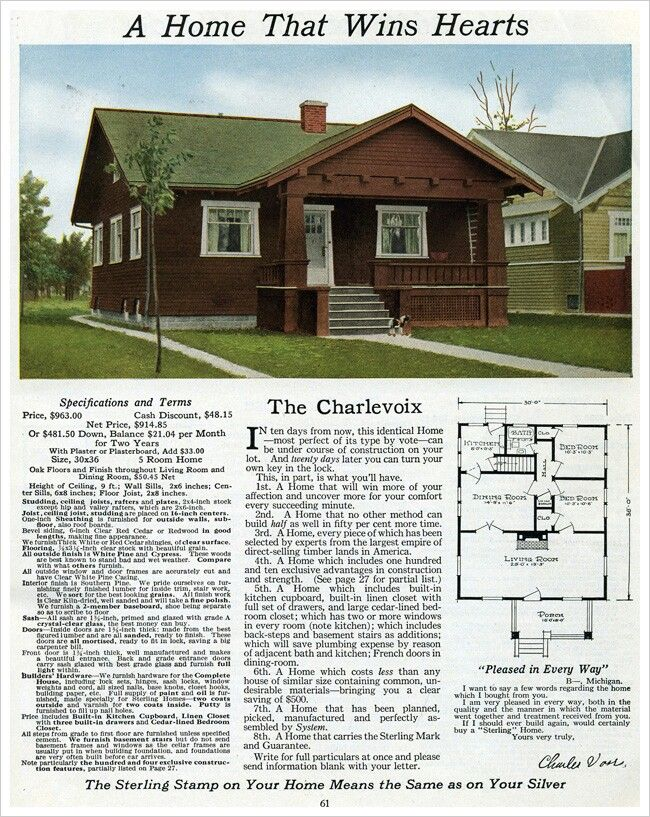 1920 House Design 2 Bedroom Craftsman Style Bungalow Vintage House Plans Craftsman Bungalows