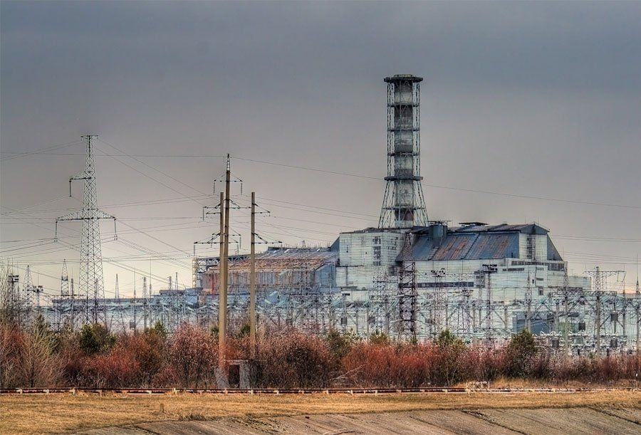 Look What Uncontained Nuclear Meltdown Did To Chernobyl ...