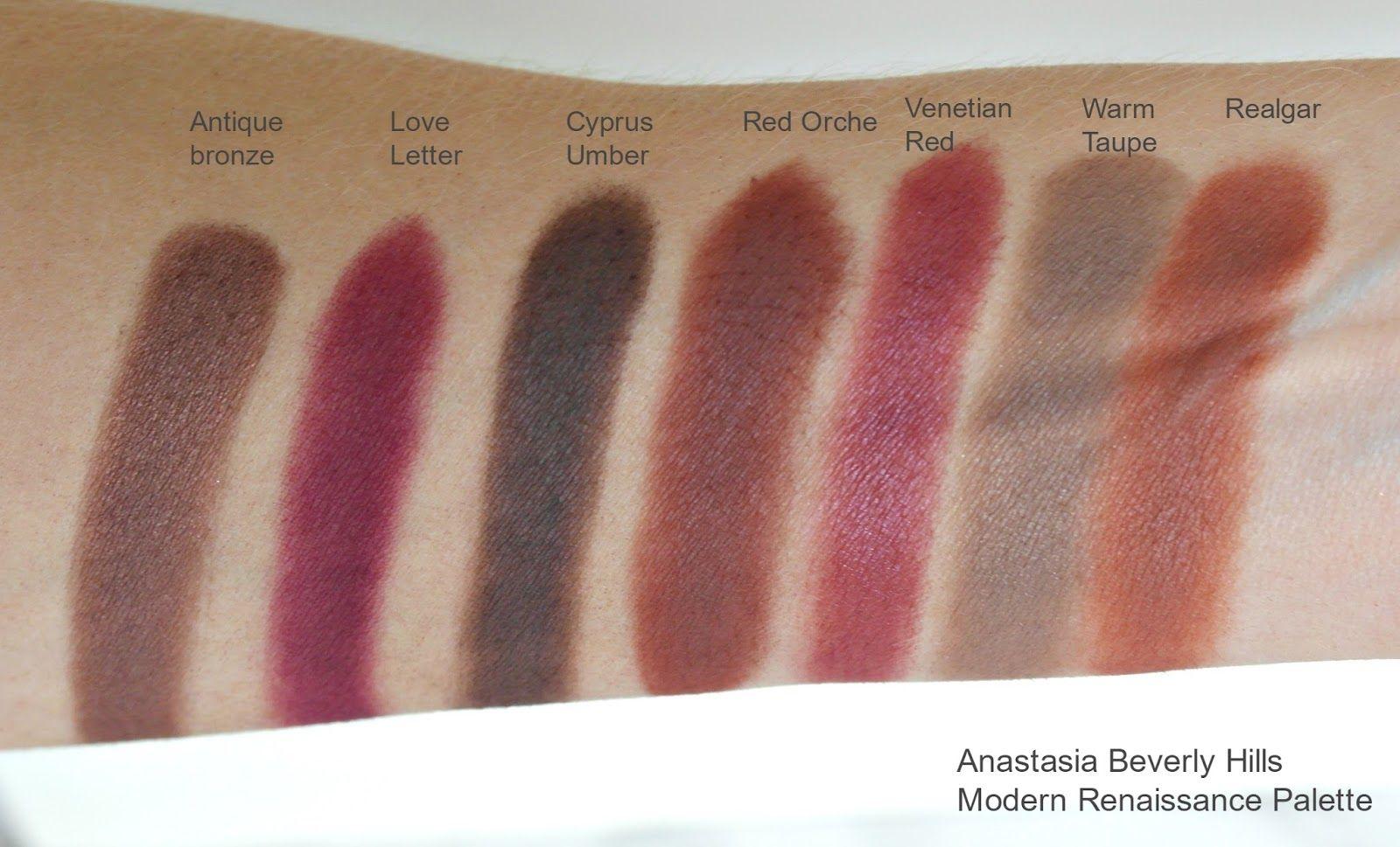 Modern Renaissance Eyeshadow Palette by Anastasia Beverly Hills #4