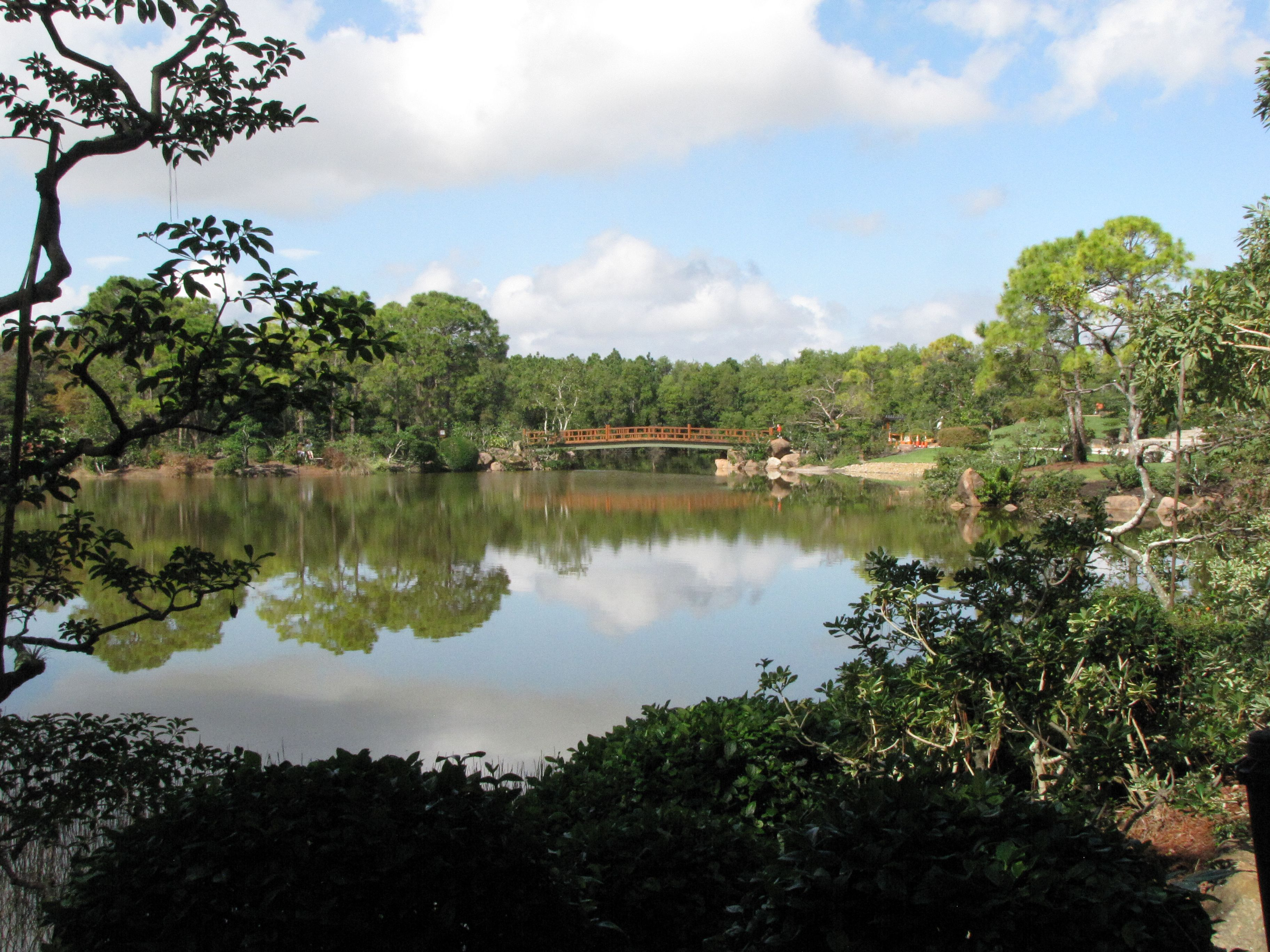 A Visit To The Morikami Japanese Gardens And Museum, Delray