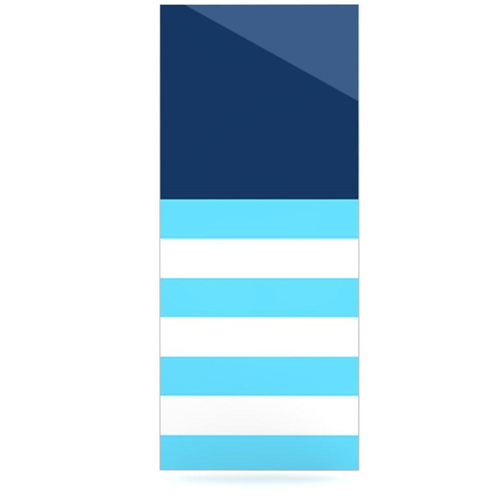 "Trebam ""Nauticki Blue"" Aqua Luxe Rectangle Panel"