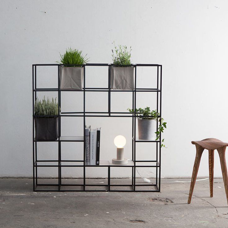 ipot modular planting system supercake. The Ipot Is A Modular Planting System By Supercake Design Studio That Also Makes Great R