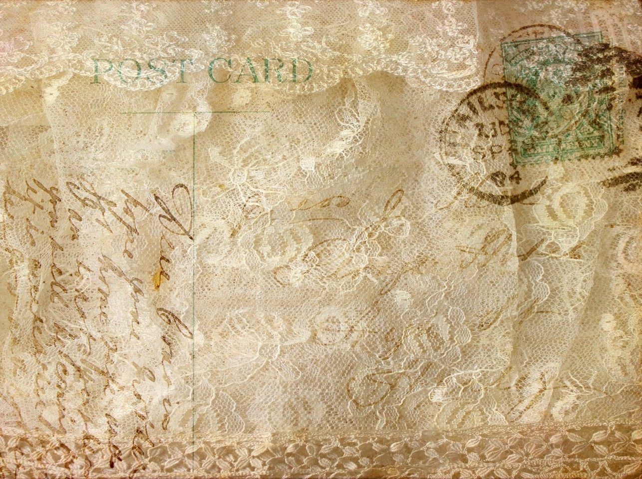 Lacy Post Card - OGQ Backgrounds HD