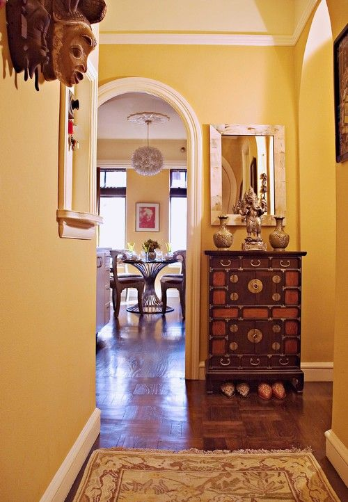 Sherwin Williams Viva Gold Bathroom Paint Color