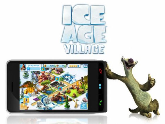 Ice Age Village Mobile Game Tops App Store Charts Ice