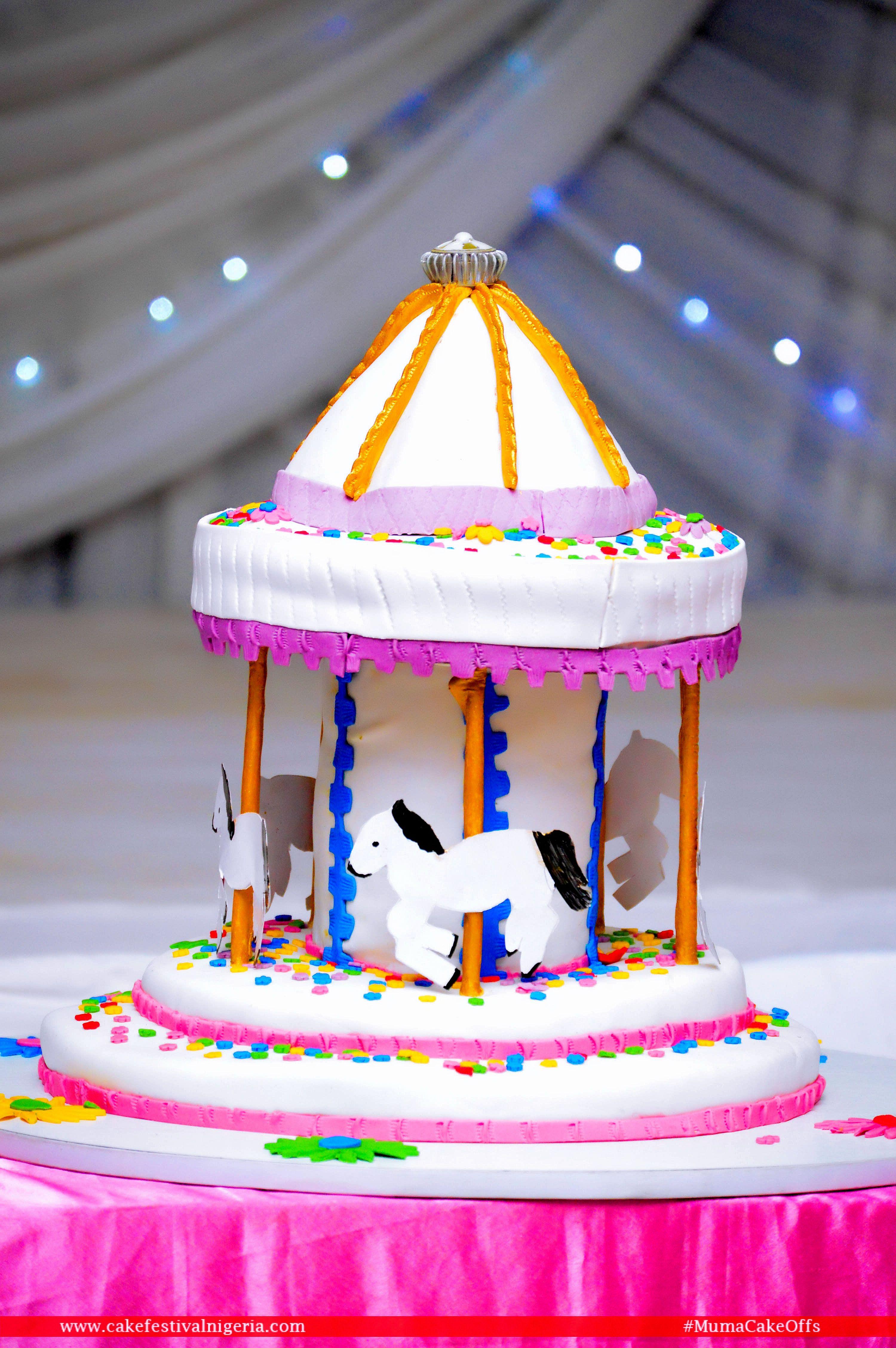 Wedding decorations nigeria  Roller coaster Cake idea at the MumaCakeOffs  MumaCakeOffs