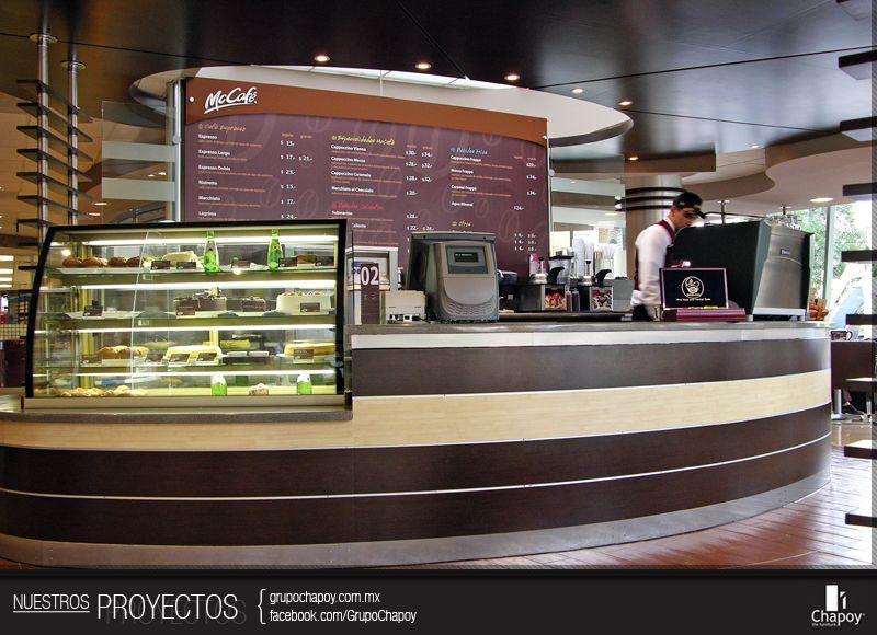 Proyectos chapoy muebles para decorar tu restaurante - Muebles para bar ...