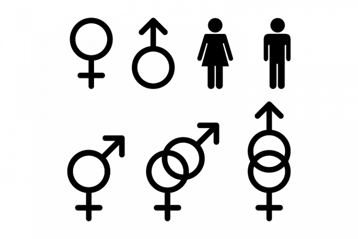 Pin By Kodhibanks On Objects And Icons Icon Gender Icon Design