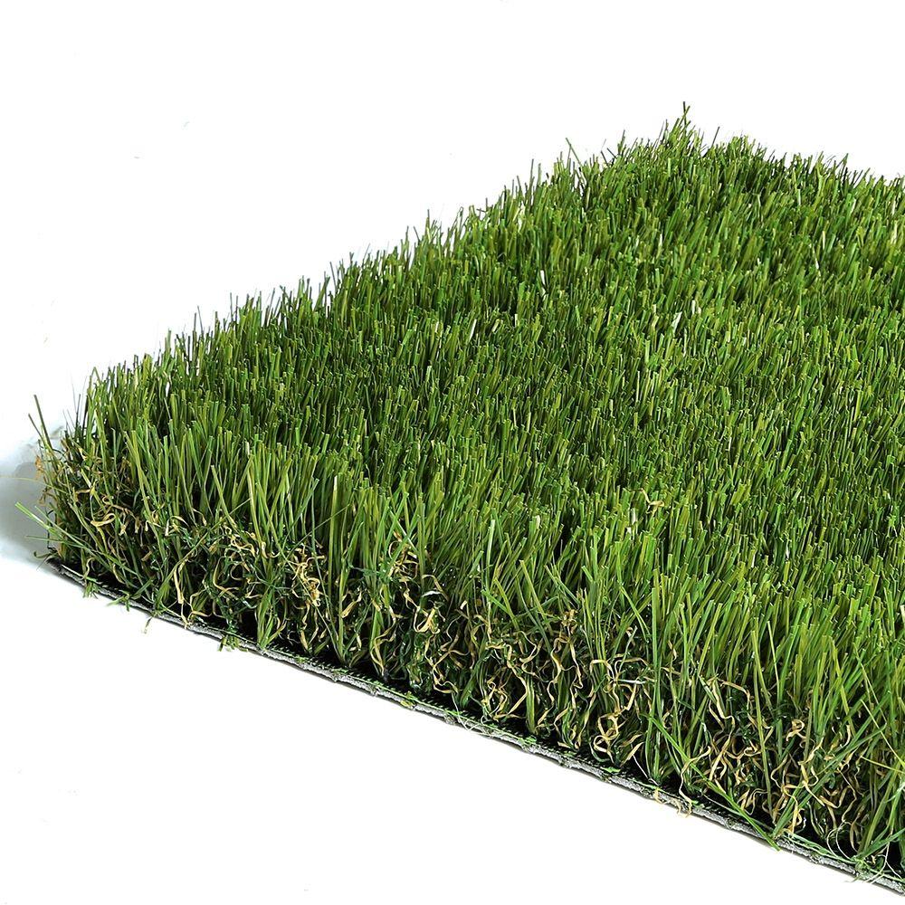 Dense Soft Resilient Artificial Grass Grass Garden Lawn