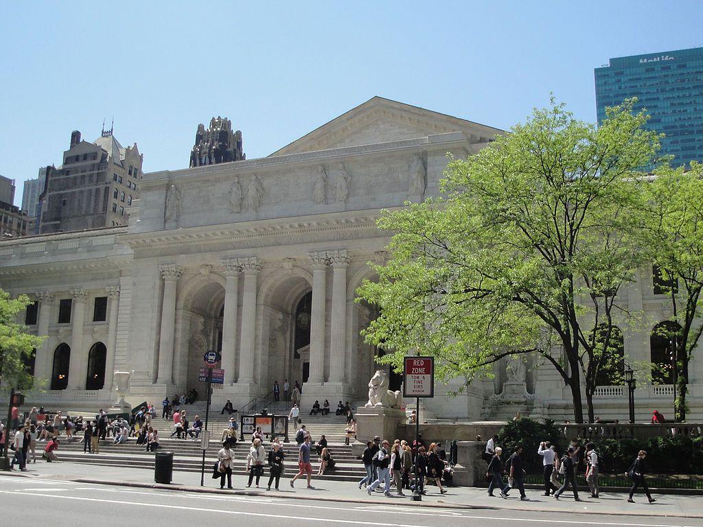 New York Public Library (con immagini) Biblioteche