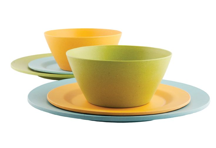Earth friendly reusable Bamboo Dinnerware...non toxic...Ecologie  sc 1 st  Pinterest & Earth friendly reusable Bamboo Dinnerware...non toxic...Ecologie ...