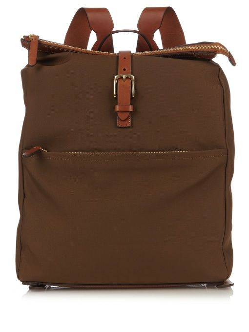 2b81d15907 MISMO M/S Express waterproof backpack. #mismo #bags #leather #lining #nylon  #backpacks #cotton #