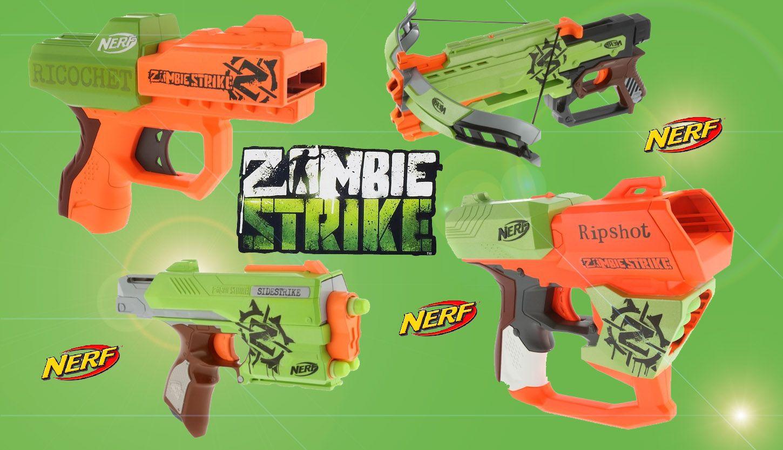 Nerf zombie strike wallpaper nerf guns nerf zombie - Nerf wallpaper ...