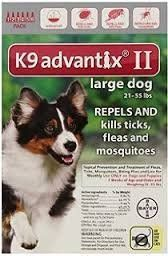 K9 Advantix Ii 6 Month Dogs 21 55 Lbs Red Insider S Special Review You Can T Miss Read More Flea And Tick Contro Flea Control For Dogs Dogs Large Dogs