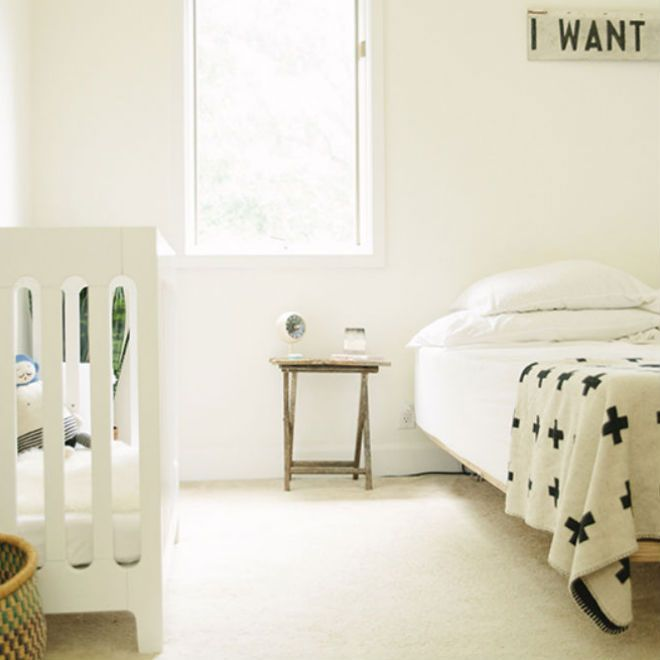Sharing A Room With Baby 8 Space Saving Ideas Parents Spaces And Room