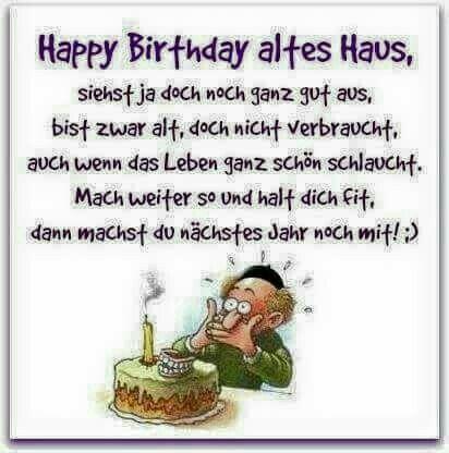 Pin Von Maria Auf Sprüche Happy Birthday Birthday Wishes Und