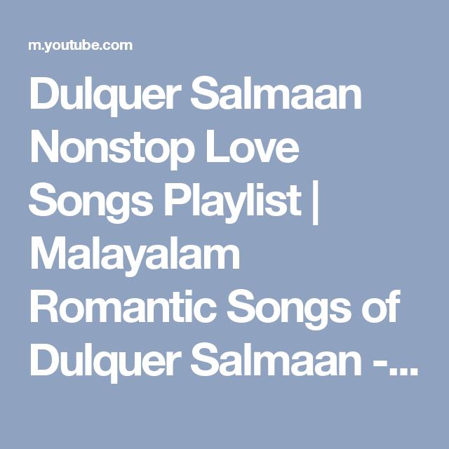 romantische Lieder Playlist