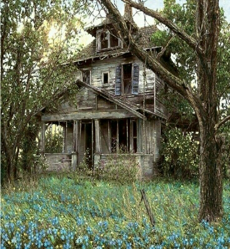 Pin By Amy Mauldin On Abandoned