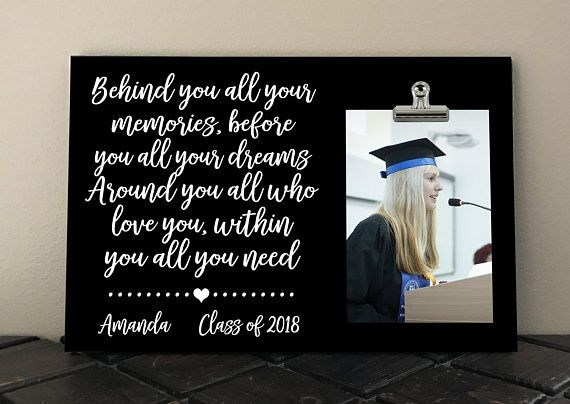 class of 2020 picture frames