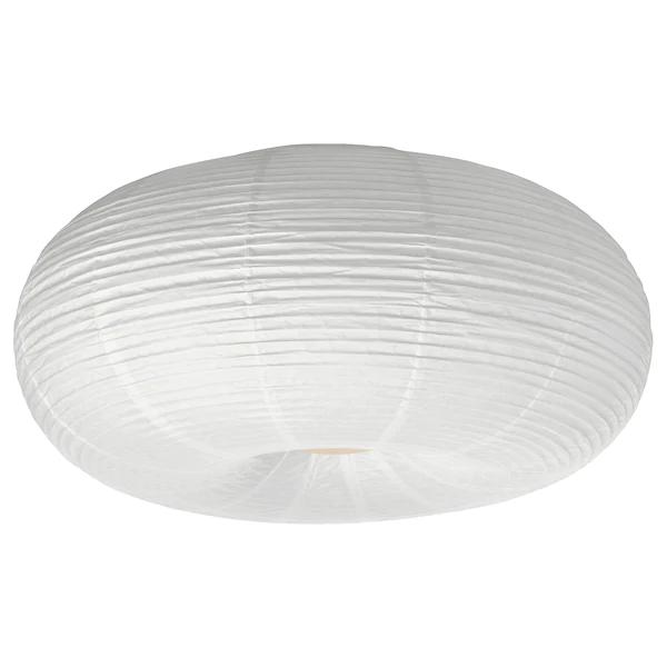 Risbyn Led Loftlampe Hvid 50 Cm Ikea In 2020 Ceiling Lamp White Led Ceiling Lamp Ceiling Lamp