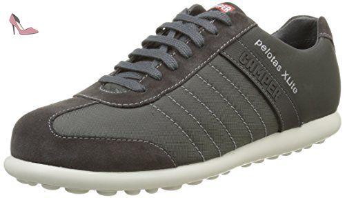 CAMPERPelotas XL - Zapatillas Hombre, Gris (Dark Gray), 44 EU