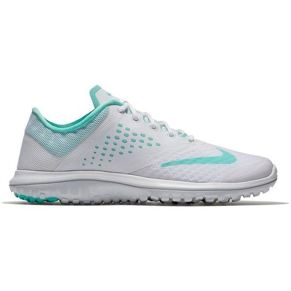 size 40 209d3 b27fe Nike FS Lite Run 2 Women s Running Shoes ( 75) ❤ liked on Polyvore  featuring shoes, athletic shoes, natural, mesh athletic shoes, flexible running  shoes, ...