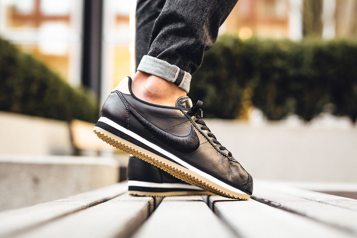Release Date and Where to buy Nike Classic Cortez Leather Premium