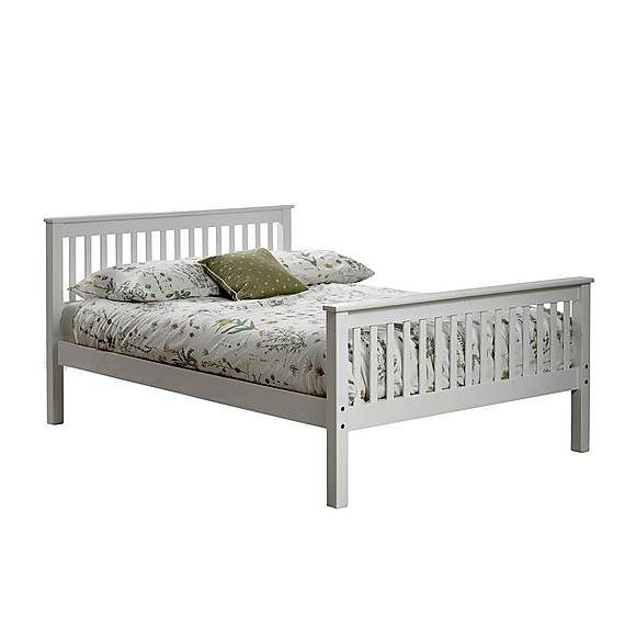 Photo of Grace Wooden High Foot Bed Frame