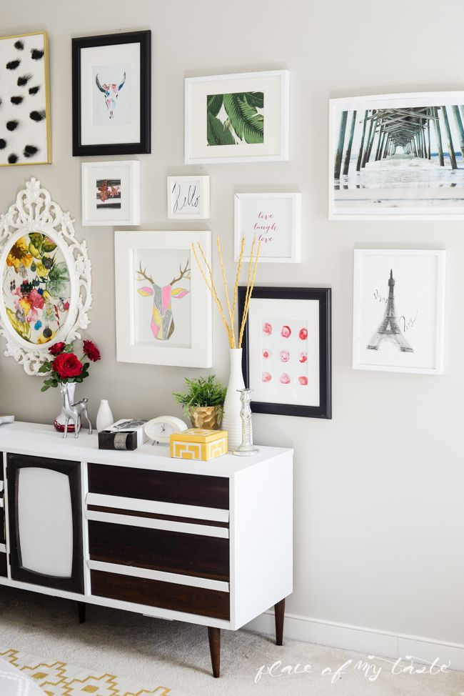 gallery wall share your craft pinterest gallery wall wall and rh pinterest com