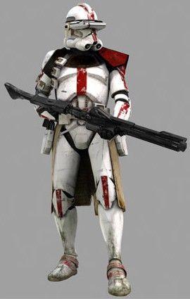 clone troopers   Clone trooper commander - Wookieepedia, the Star Wars Wiki