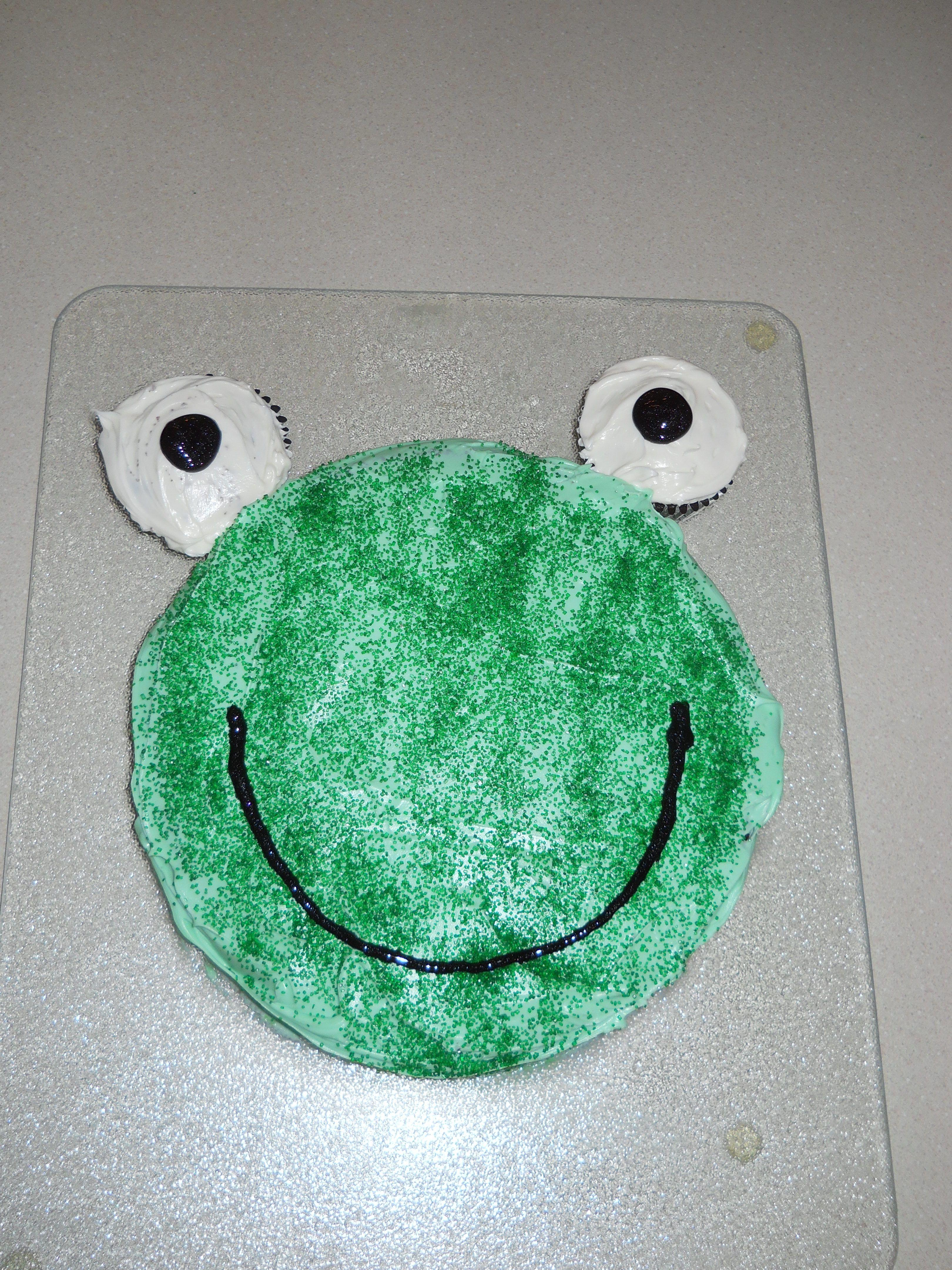 Frog Cake