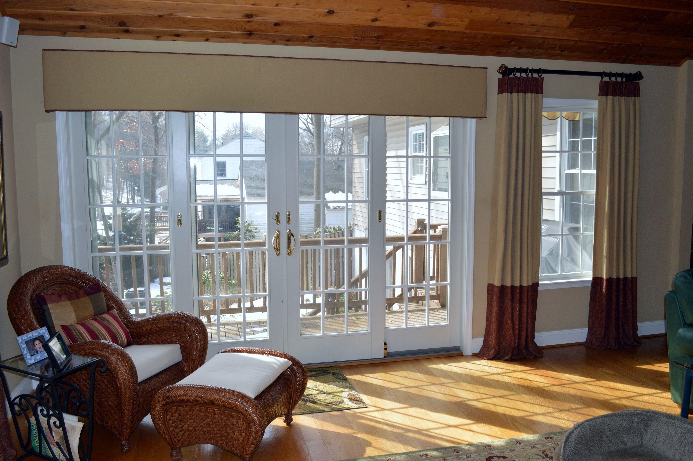 Cornice Boards For Sliding Glass Doors Sliding Glass Door Interior Windows Cornice Boards