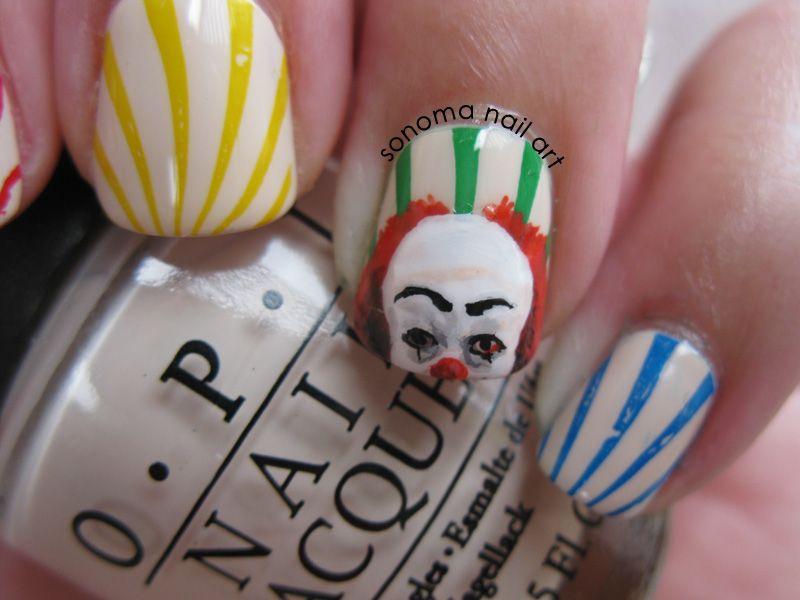 30 Terroríficos diseños de uñas que debes intentar este Halloween ...