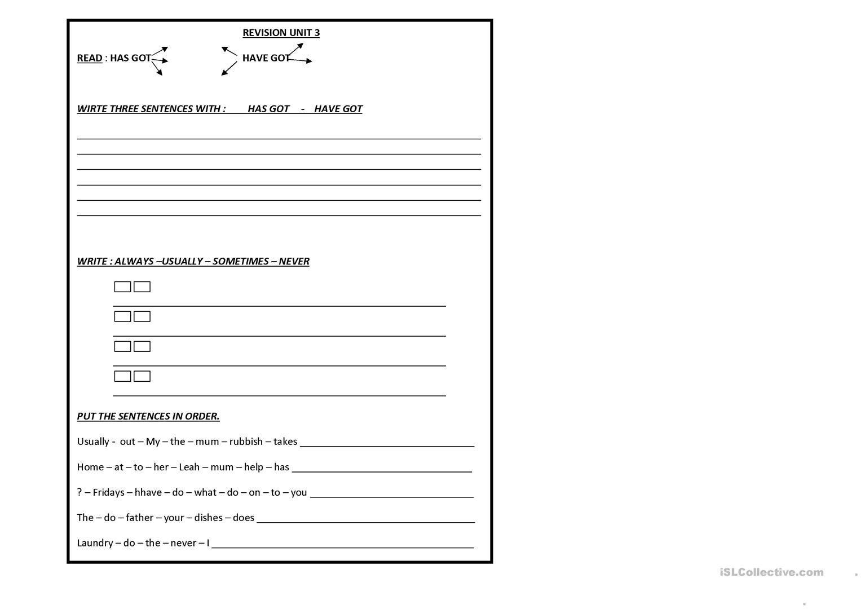 Stratagempurple Esl Worksheets Simple Present