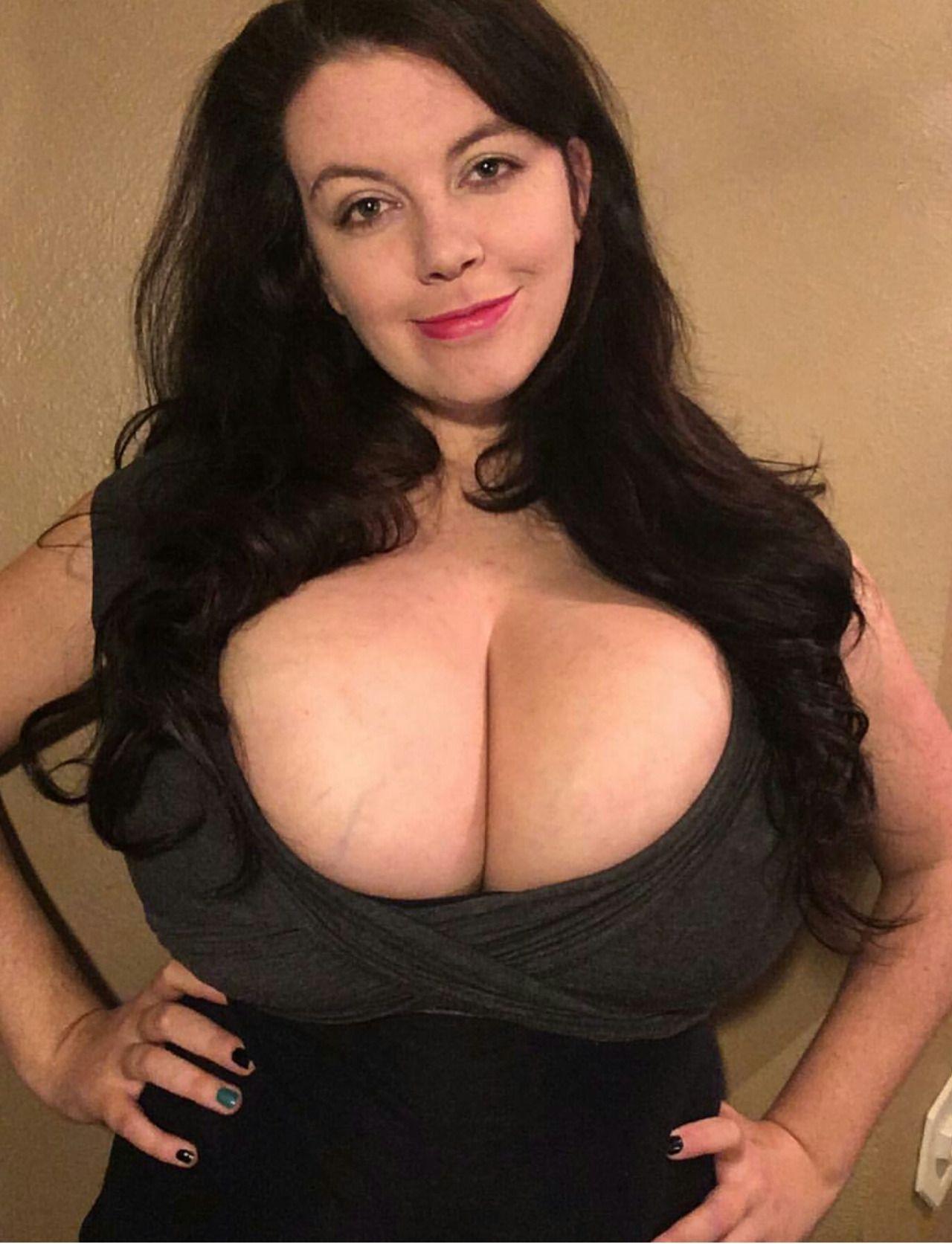 Granny boobs tube