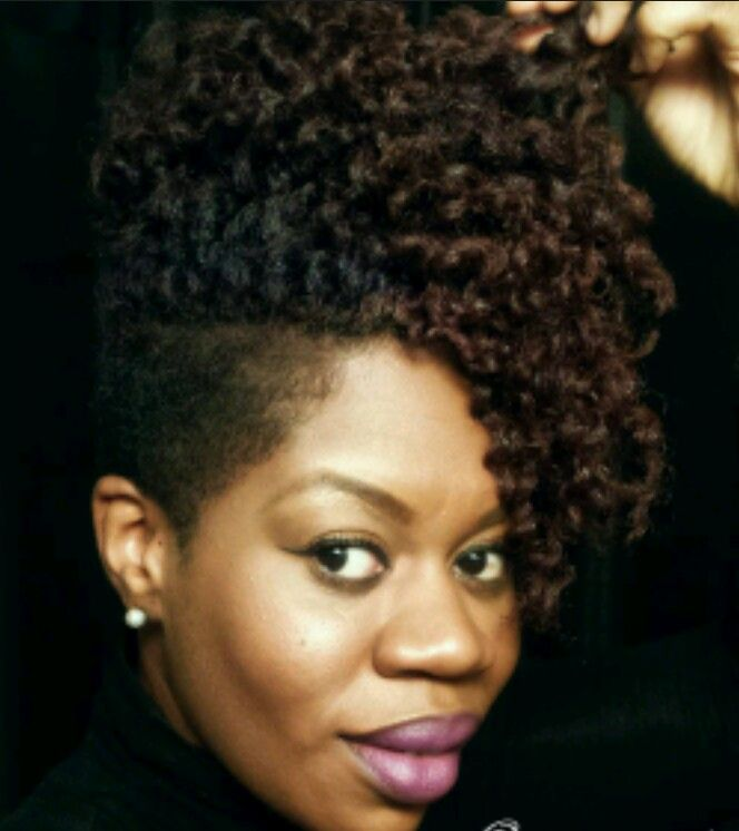 Pin By Ashley Sierra On Natural Hair Styles Tapered